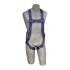 FIRST™ Compliance 3 Point Harness With Back D-Ring And Pass Through Buckle Legs
