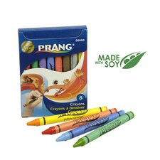 Crayons Made with Soy