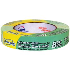 "3/4"" Premium Grade Pro-Mask Green™ Painters' Tape 5802-75"