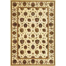 Cambridge Ivory Tabriz Rug
