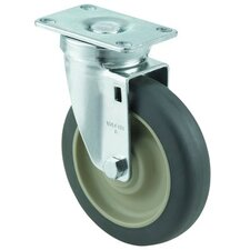 Vulcan Medium Duty Casters - 3-1/2x1-1/4 vulcan am plate swivel caster