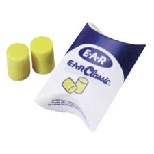 E-A-R® Classic® Foam Earplugs - pillow pak plug