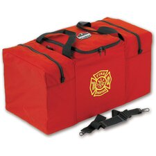 Arsenal Step-In Combo Gear Bag in Red