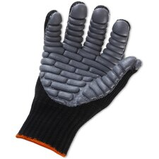 ProFlex 9000 Lightweight Anti-Vibration Gloves in Black