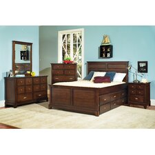 Pepper Creek Kids Twin Panel Bedroom Collection