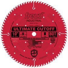 "10"" 50T Industrial Ultimate Cut-Off Blade  LU85R010"