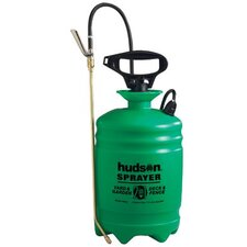 H. D. Hudson - Yard & Garden/Deck & Fence Sprayers 2.75 Gal Poly Yard & Garden Sprayer: 451-66193 - 2.75 gal poly yard & garden sprayer