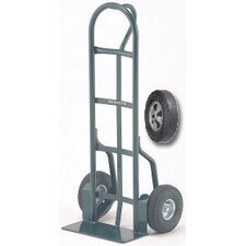 "26T Series 1000 Pound Frame Capacity Loop Handle Truck With 10"" Solid Rubber Wheels"
