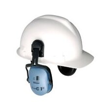 Clarity® C1H Slimline Cap Mount Sound Management Earmuffs NRR 20