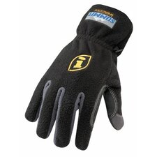 Summit™ Gloves - summit black w/ windproof fleece  s