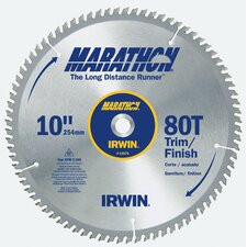 "10"" 80T Marathon® Miter & Table Saw Blades"