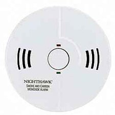 Carbon Monoxide and Smoke Alarm