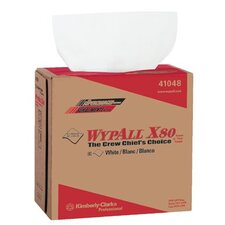 WypAll® X80 Towels - wypall x80 scottcloth popup white