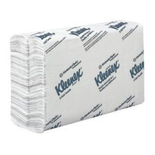 "X 13.15"" White KLEENEX® C-Fold Towels (150 Towels Per Pack, 16 Packs Per Case)"