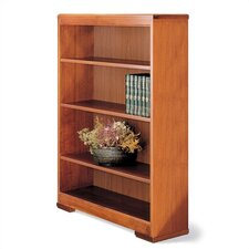 "Traditional Series 84"" H Six Shelf Open Bookcase"