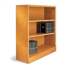 "500 LTD Series 36"" H Three Shelf Open Bookcase"