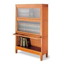 "800 Sectional Series 54"" H Deep Barrister Bookcase"