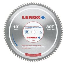 "Lenox - Metal Cutting Circular Saw Blades 7-1/4"" 40T Steel Metal Cutting Saw Blade: 433-21881 - 7-1/4"" 40t steel metal cutting saw blade"
