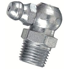 "1/4""-28 SAE Bulk Grease Fittings - 90d angle short threadsgrease fittings 1/"