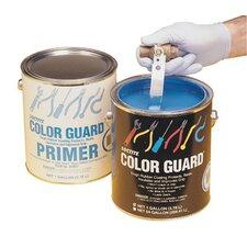 Color Guard® 14.5-oz. Red Tough Rubber Coating Matte and Semi-Gloss
