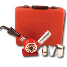 Master Heat Gun W/3 Attachments & Case