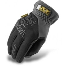 Gloves Fast Fit Black Medium