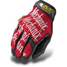 Gloves Mechanix Red Medium