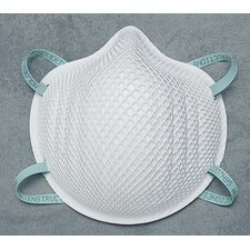 2200 Series N95 Particulate Respirators - alternate shape n95 particulate respirator