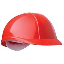 Bump Caps - red safety bump cap (lowhazard) f/food indu