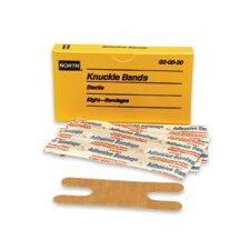 Free Cloth Adhesive Knuckle Bandage (8 Per Box)