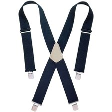 "2"" Wide Black Work Suspenders 110BLK"
