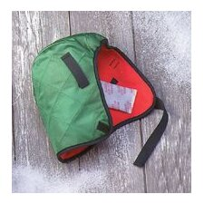 Rods™ 1 Quilted Nylon Shell Green Winter Liner With Foam Middle And Red Fleece Lining