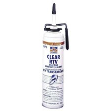 Clear RTV Silicone Adhesive Sealants - #66 clear silicone adhes