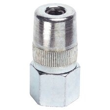 Grease Gun Accessories - heavy duty grease coupler carded