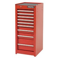 440SS Hang-On Side Cabinets - 9 drawer side cabinet