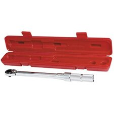 "Foot Pound Ratchet Head Torque Wrenches - 1/2"" drive classic torque wrench 30-150 ft lbs"