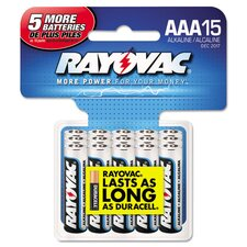 Alkaline AAA Battery (12 Pack)
