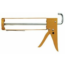 Caulking Guns - dripless skeleton caulking gun