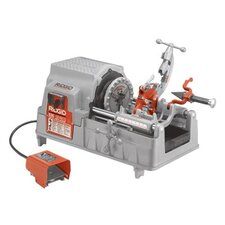 Model 535 Power Threading Machines - 535 threading machine