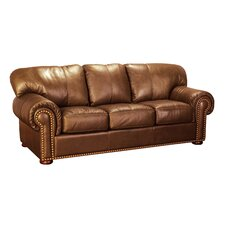 Classique Leather Sofa
