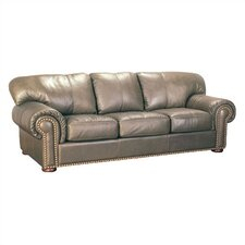 Classique Leather Sleeper Sofa