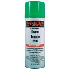 Rust-Oleum - Industrial Choice 1600 System Enamel Aerosols 830 Fluorescent Green Paint 12Oz. Fill Wt.: 647-1632830 - 830 fluorescent green paint 12oz. fill wt.
