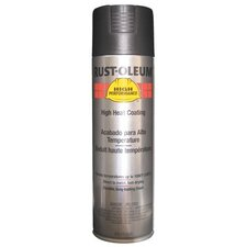 High Performance V2100 System High Heat Coating Aerosols - high temperature black finish