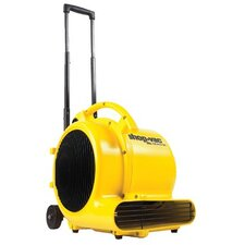 Shop-Vac - Heavy-Duty Air Movers Air Mover: 677-103-01-10