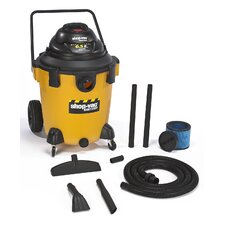 32 Gallon 6.5 Peak HP Right Stuff Wet / Dry Vacuum