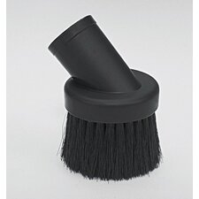 1/4 Round Brush Black