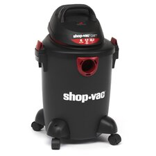 Quiet Series 6 Gallon Wet Dry Vacuum Cleaner