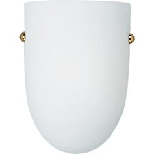 Wall Sconce in Polished Brass