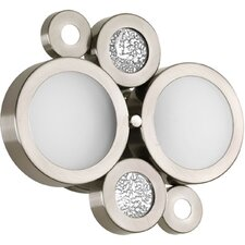Bingo 2 Light Wall Sconce