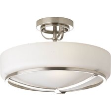 Torque 2 Light Semi-Flush Mount